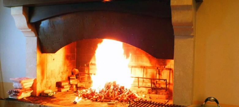 Caminetto, buon cibo e ottima compagnia: Cascina Dal Pozzo, location per cene private