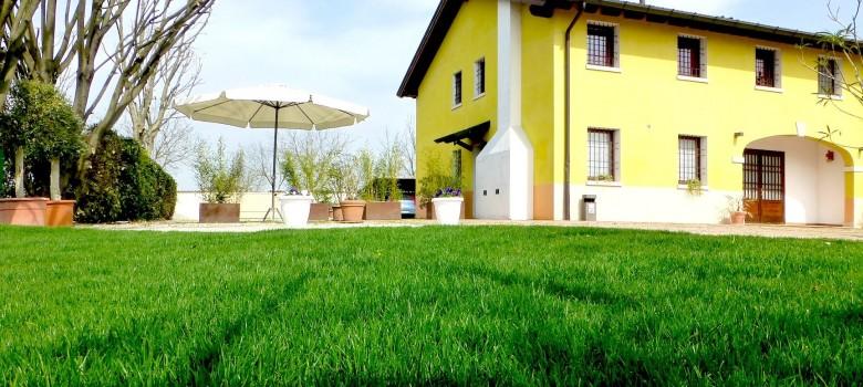Cascina Dal Pozzo, un tuffo nel verde e nel relax della natura