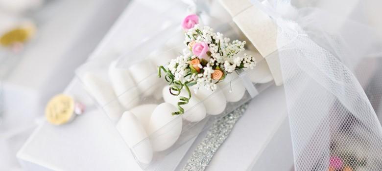 Bomboniere per il matrimonio: alcuni consigli per la scelta