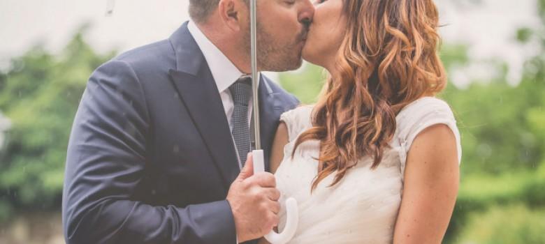 Sposa bagnata.. sposa fortunata!