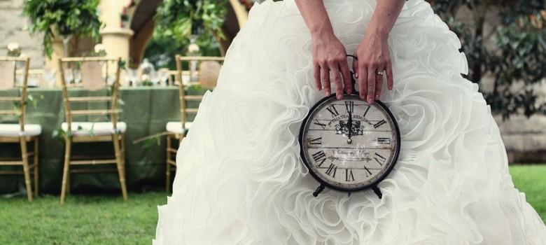 Organizzare il matrimonio: Time Line di un evento perfetto